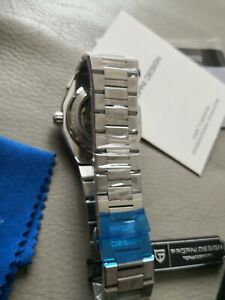 Pagani Design Stainless Steel automatic royal oak Watch