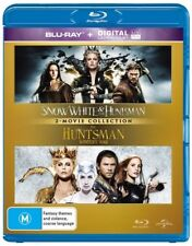 Snow White and The Huntsman / The Huntsman - Winter's War : NEW Blu-Ray