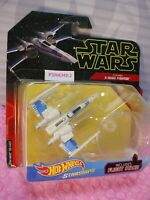 STAR WARS Resistance X-WING FIGHTER ✰2019 Hot Wheels ✰ STARSHIPS ✰ FLIGHT STAND