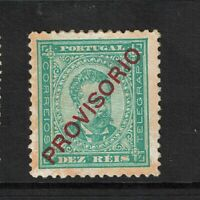 Portugal SC# 82, Mint Hinged, Hinge Remnant, foxed, see notes - S7792