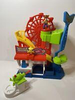 Mattel Imaginext Disney Toy Story 4 Carnival Playset, Woody Mini-Figure NO BOX