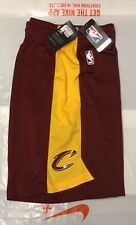NIKE NBA CLEVELAND CAVALIERS PRACTICE SHORTS Brand New With Tags SIZE  XL