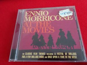 Ennio Morricone - At The Movies - 2000 BMG