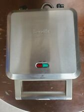 Breville Nonstick Personal Pie Maker Model BPI640XL Stainless Steel