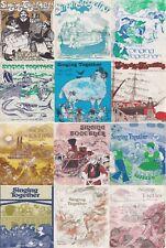 More details for singing together  autumn 1972 - summer 1976   bbc schools - digital copies