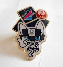 JAL Tokyo 2020 olympic pin