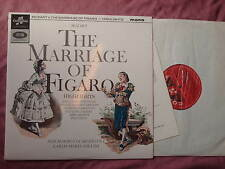 MOZART-MARRIAGE OF FIGARO LP 33CX 1934-GIULINI & PHILHARMONIA ORCH,WACHTER
