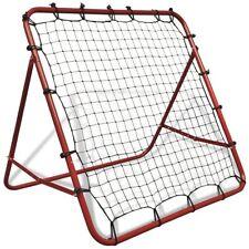 Football Kickback Rebounder Adjustable Angles Training Equipment 100x100cm M3a4