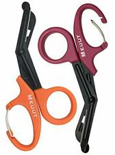 2 Pack Emt Trauma Shears With Carabiner 75 Bandage Scissors Medical Shears New