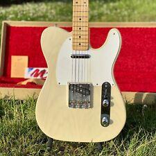 """1990 Fender Custom Shop 1956 Telecaster - Art Esparza """"Masterbuilt"""""""