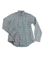 Ralph Lauren Polo Mens Classic Fit Multicolored Pony Logo Oxford Shirt Plaid New