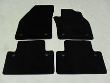 Volvo V50 *Automatic Drive Only* 2004-on Tailored Fit Car Mats in Black