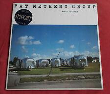 PAT METHENY GROUP  LP   AMERICAN GARAGE ECM ORIG GER