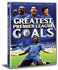 Chelsea Football Club - Greatest Premier League Goals [DVD] NEU Fußball Drogba