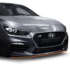 Alerón de Espada Hyundai I30N Naranja Neón Spoiler Lámina Accesorio Tuning D017