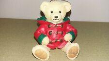 Harrods Annual Resin Christmas Bear Decoration 2003 - William