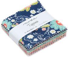 "Tuppence Moda Mini Charm Pack 42 100% Cotton 2.5"" Precut Quilt Squares"