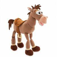 "Disney Authentic Toy Story 4 - Bullseye Horse Plush Stuffed Animal Toy 17"" H"