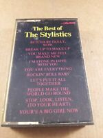 The Best Of The Stylistics : Vintage Tape Cassette Album from 1975