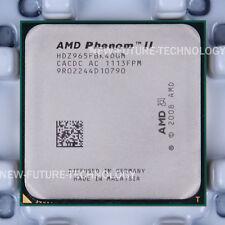 HDZ965FBK4DGM- AMD Phenom II X4 965 3.4 GHz 2000 MHz Socket AM3 US free shipping