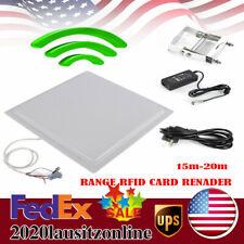 Epc C1g2 Uhf Integrative15 Meters Long Range Rfid Reader Rs232485 Parking Gate
