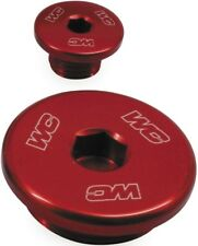 Works Connection Engine Plugs-Yamaha-YZ 450F-06-09-Red