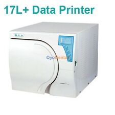 17L Dental Autoclave Vacuum Steam Medical Disinfection and Sterilization