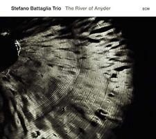 Stefano Battaglia Trio - The River Of Anyder [CD]