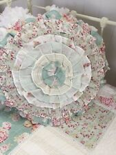 Monche Shabby Chic French Provincial Pillow Cover 45cm dia. - Baby Nursery Cot