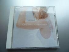 """CD Madonna """"something to remember """"  POP gebraucht mit Beiheft gut erhalten"""