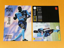 IBRAHIM BA LE HAVRE AC HAC JULES-DESCHASEAUX FOOTBALL CARD PREMIUM PANINI 1995