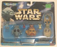 1997 Galoob Micro Machines Star Wars Playsets Collection II Greedo Nien Nunb