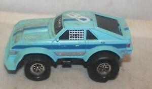 Schaper Stomper Dodge Charger LT Blue #50 DOES NOT WORK