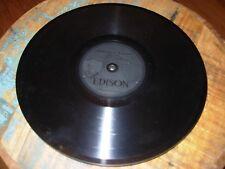 ORCHESTRA ACCOMPANIMENT william tell / mocking bird - 78 rpm edison 50072