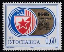 Jugoslavië postfris 1995 MNH 2706 - Jeugdvereniging Roter Stern