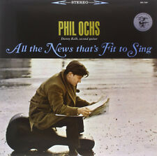 Phil Ochs : All the News That's Fit to Sing CD ***NEW***