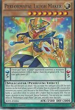 YU-GI-OH CARD: PERFORMAPAL LAUGH MAKER - RARE - RATE-EN004 1ST EDITION