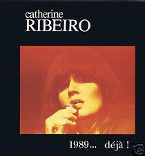 LP CATHERINE RIBEIRO 1989 DEJA
