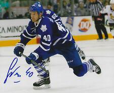 Michael Grabner Autographed Signed 8x10 Photo W/COA - NHL Toronto Maple Leafs