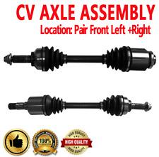 Front CV Joint Axle Shaft Pair Set For KIA SORENTO 2003-2009
