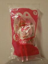 2012 McDonald's Happy Meal Barbie I Can Be... #1 Doctor Toy *New In Package*
