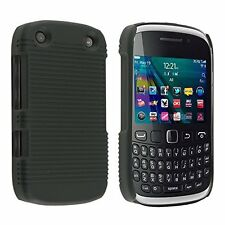 For BlackBerry Curve 9310 9320 Combo Holster KICKSTAND Rubberized Phone Cover