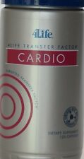 4LIFE Transfer Factor CARDIO  (1 BOTTLE) FREE SHIPPING 120 CT/BOTTLE Exp 08/18