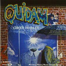 CD-Cirque du Soleil-quidam - #a3889