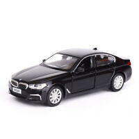 BMW M550i 1:36 Scale Car Model Diecast Gift Toy Vehicle Black Collection Kids