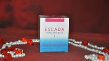ESCADA INTO THE BLUE EDP 30ml, Discontinued, Very Rare, New In Box, Sealed