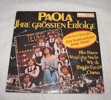 LP : Paola del Medico - Ihre Grossten Erfolge (1981) Swiss singer