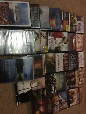 Christian Religious Inspirational DVD Lot: Music Sermon Family Approve Hallmark