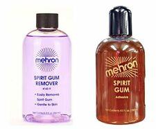 Mehron Spirit Gum and Remover 9oz Set