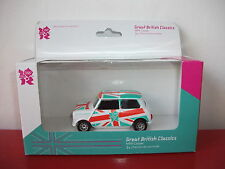 06.03.16.6 Mini cooper great british classics JO of LONDON 2012 corgi toys